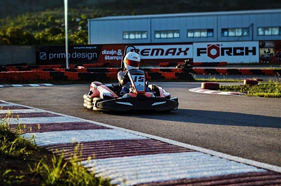 Projet de piste de karting à Saint-Triphon